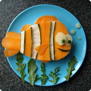 Nemo-lunch